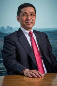 Hiroto Nishikawa who will be appointed CEO of Nissan Motor Co., Ltd.