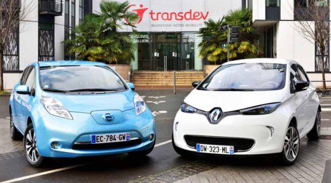 ルノー・日産アライアンスとトランスデブ社、無人自動運転車によるオンデマンド型サービスで開発合意