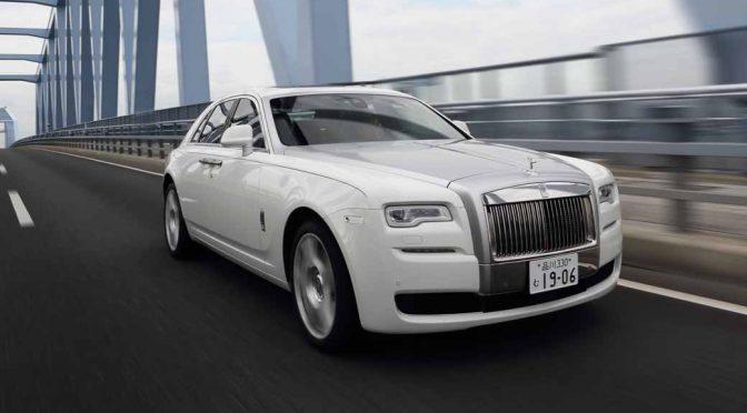 ロールス・ロイス・モーター・カーズ・ファイナンシャル・サービスを日本で開始