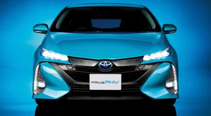 ブリヂストンの「ECOPIA(エコピア)」がトヨタ自動車の新型プリウスPHVに新車装着