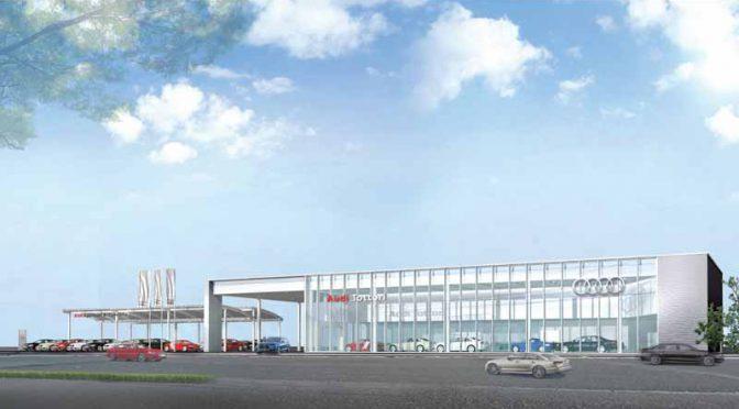 アウディジャパンと山陽自動車、鳥取県内で初の正規販売店 「Audi鳥取」を新規開設
