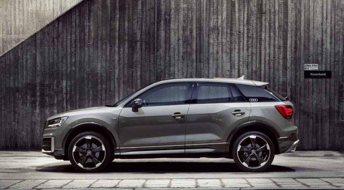 Audi Q2「#型破る」キャンペーンを開始。第一弾は一風堂とコラボして新フードメニューを開発