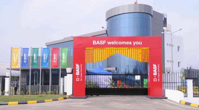 BASF、インドでの排ガス触媒生産能力を2倍に拡張。チェンナイに於ける新規生産工場の運用を開始