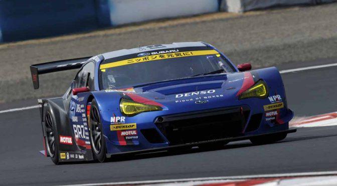 スバルBRZ GT300、スーパーGT・2017シーズン最初の岡山公式テストに参加