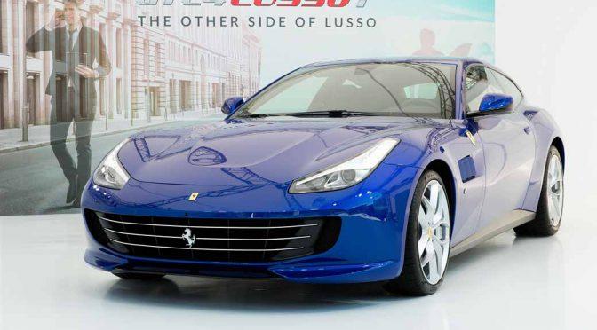 フェラーリ、「Ferrari GTC4Lusso T」ジャパン・プレミアを実施