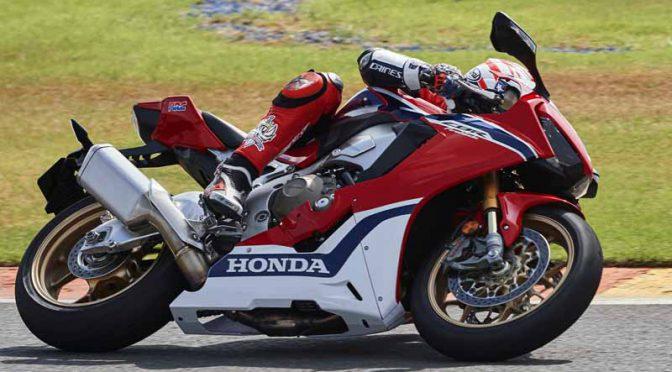 ホンダ、大型スーパースポーツ車の「CBR1000RR&CBR1000RR SP」を完全刷新
