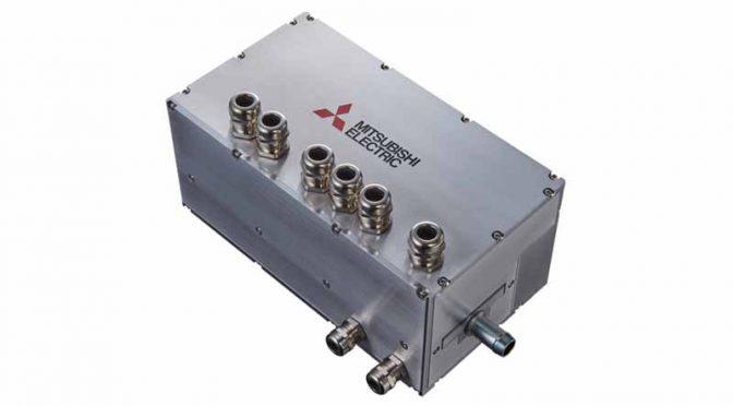 三菱電機、世界最小のSiCインバーターを開発。HEVの車内空間の拡大と燃費向上に大きく貢献へ
