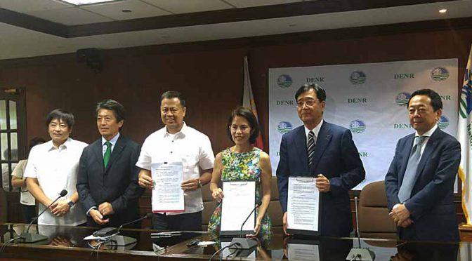 三菱自動車工業、電動化技術による環境負荷低減研究でフィリピン環境資源省と覚書を取り交わす