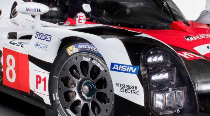 トヨタ自動車、2017年FIA世界耐久選手権(WEC)を戦うTS050 HYBRIDを全面改良