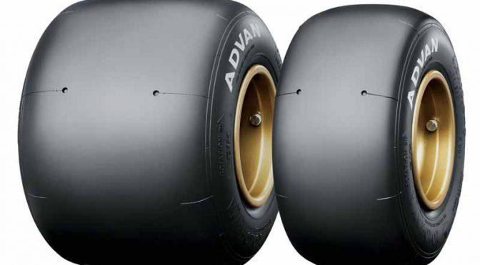 横浜ゴム、CIK-FIA公認のレーシングカート用タイヤを発売