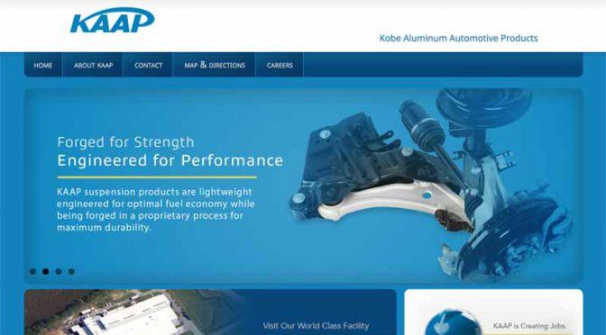 KAAP社、自動車サスペンション専用アルミ鍛造工場の生産設備を増強へ