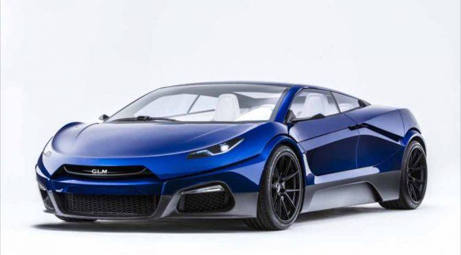 GLM、量産EVスーパーカーの開発を加速。4000万円/世界販売1000台を目指す