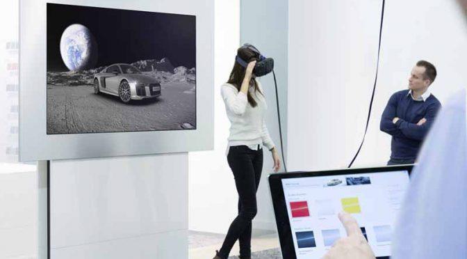 アウディジャパン、「モーターファンフェスタ」にてAudi VR体験イベントを実施
