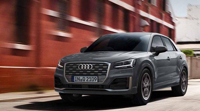 アウディジャパン、Q2導入記念280台限定車「Audi Q2 1st edition」6月発売