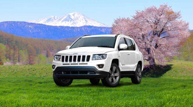 FCAジャパン、Jeepコンパスノースを発売