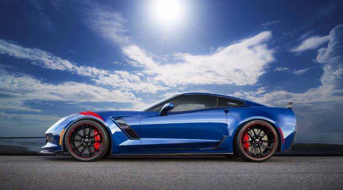 GMジャパン、シボレーコルベット グランスポーツ アドミラル ブルー ヘリテージ5台限定発売