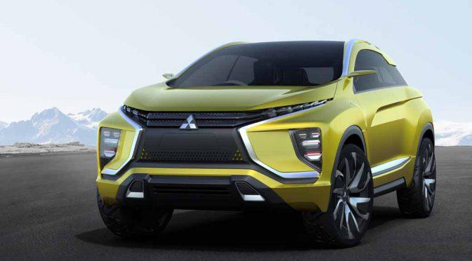 三菱自動車工業、2017年上海国際モーターショー へ中国初披露車両を出品