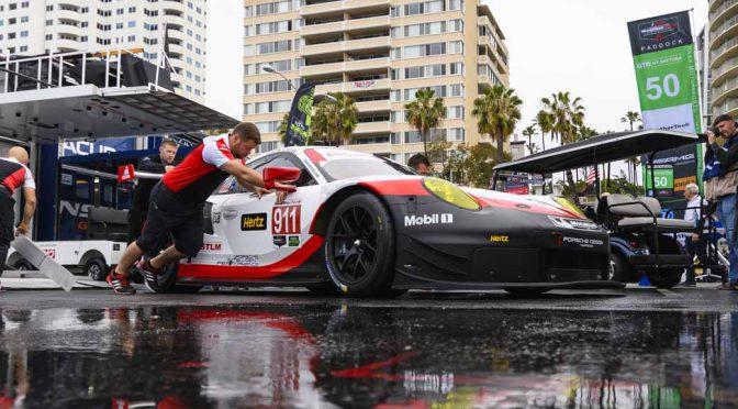 ポルシェ911RSR、IMSAウェザーテック・スポーツカー選手権で2度目の表彰台