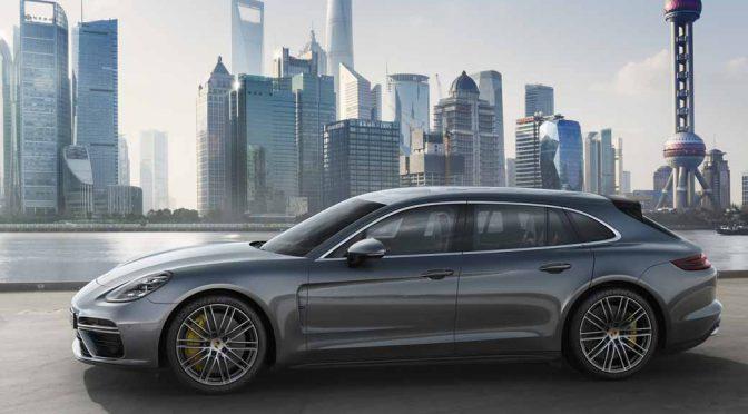 ポルシェAG、上海モーターショー2017で中国市場限定モデルを含む5つの新型車両を発表