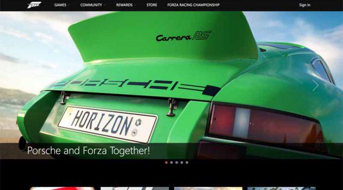 ポルシェとマイクロソフトがPCゲームで提携、オンラインの世界でPORSCHEブランド浸透を図る