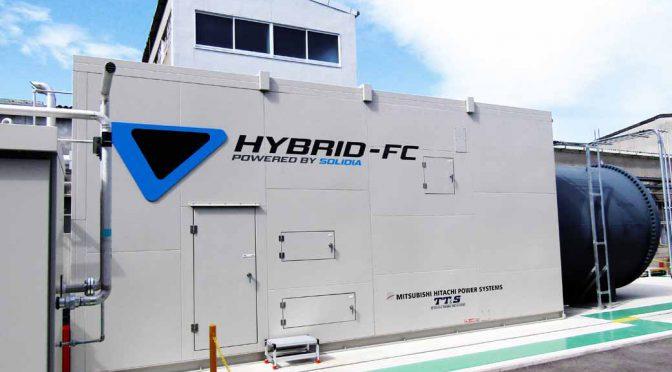 トヨタ自動車、豊田市・元町工場でハイブリッド発電システムの実証運転を開始