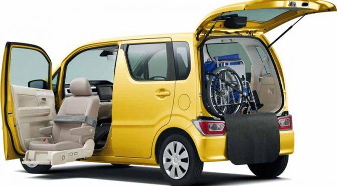 スズキ、福祉車両ウィズ系に新型ワゴンR「昇降シート車」「スティングレー昇降シート車」を追加