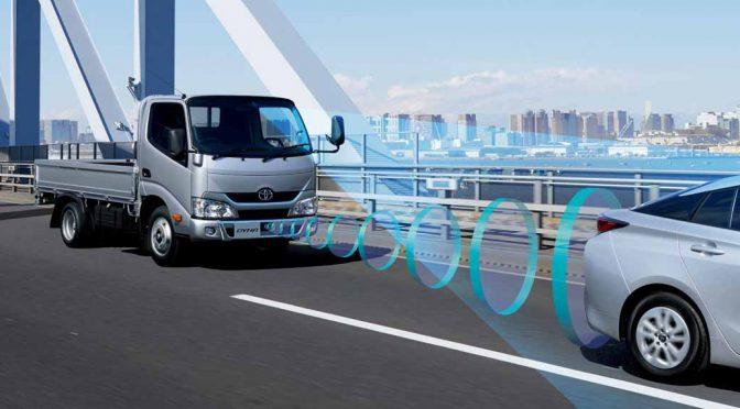 トヨタ自動車、ダイナならびにトヨエース2t積系を一部改良