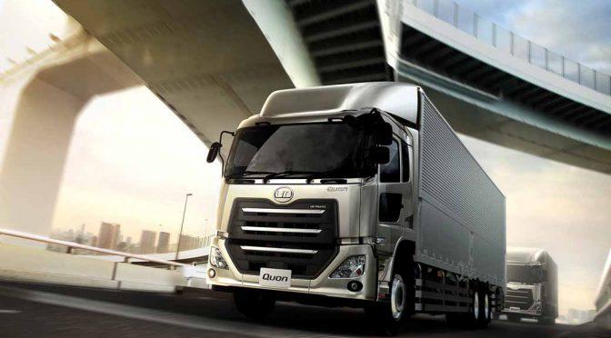 UDトラックス、旗艦モデルのクオン(Quon)を刷新