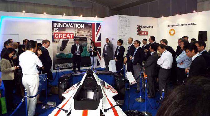 人とくるまのテクノロジー展2017、「英国パビリオン」に新鋭技術を持つ27社の企業・団体が集結