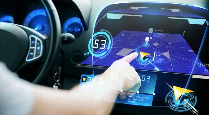 AGC旭硝子、三次元曲面形状の車載ディスプレイ用カバーガラスを世界初量産へ