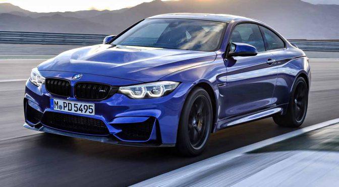 ビー・エム・ダブリュー日本、極限での走行性能を極めた「BMW M4 CS」を導入