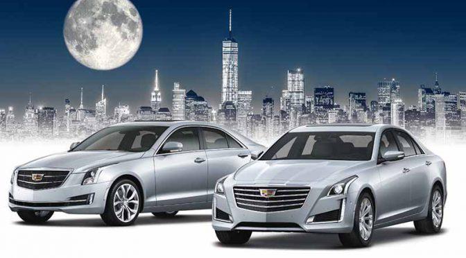 キャデラック、月の輝きを塗色で表現した「ATS」&「CTS」の限定車5台を5/20から販売開始