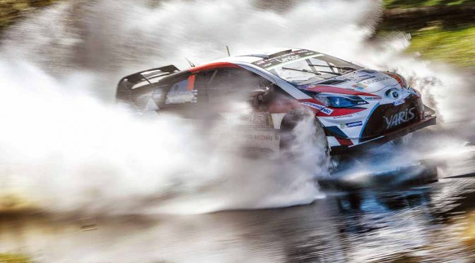 WRC第5戦ラリー・アルゼンティーナでの首位はヒュンダイ。トヨタ「ヤリスWRC」は5・7位