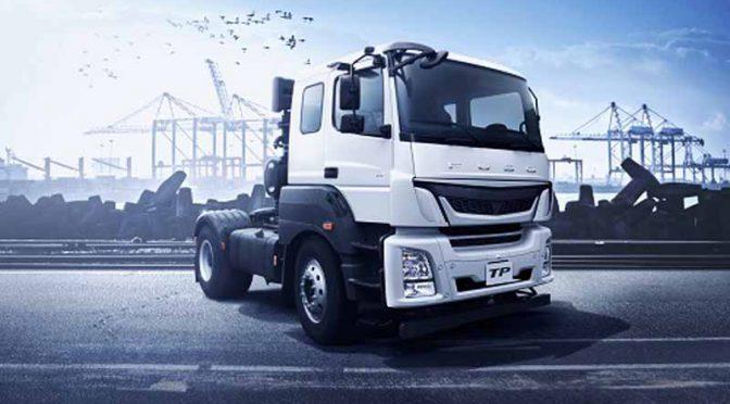 三菱ふそう、大型トラックの新モデル「TP」を世界に先駆けてカタールで発売