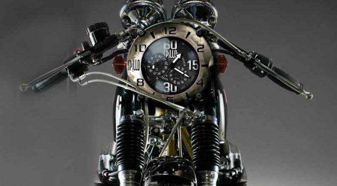 モトーリモーダ銀座、イタリア時計「スピーロ」の取扱いを開始