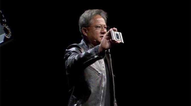 NVIDIAとBaidu、AIの加速に向けた提携を発表