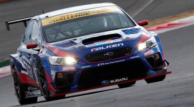 ニュルブルクリンク24時間レースに、FALKENタイヤ装着のSUBARU WRX STIが参戦