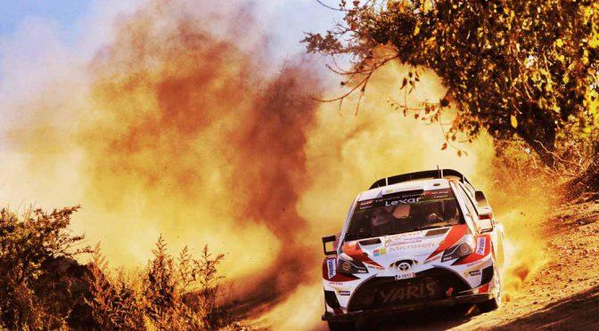トヨタ陣営、WRCポーランドを舞台に高速グラベルラリーへ挑む