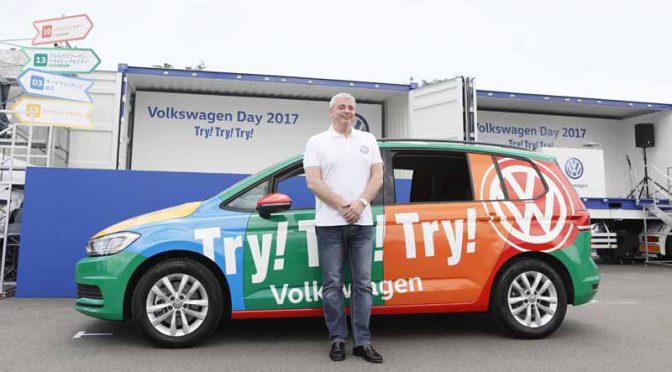 VWの新型Golfシリーズ向け残価設定型ローンに「ホイール・ドアパンチ補償サービス」を付与
