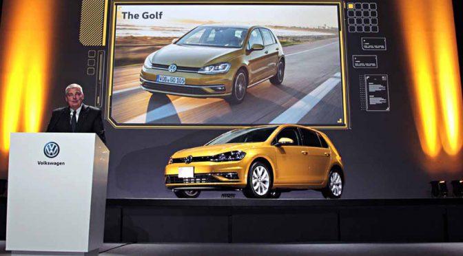 フォルクスワーゲン、新型Golf/Golf Variant/Golf Alltrack発売開始