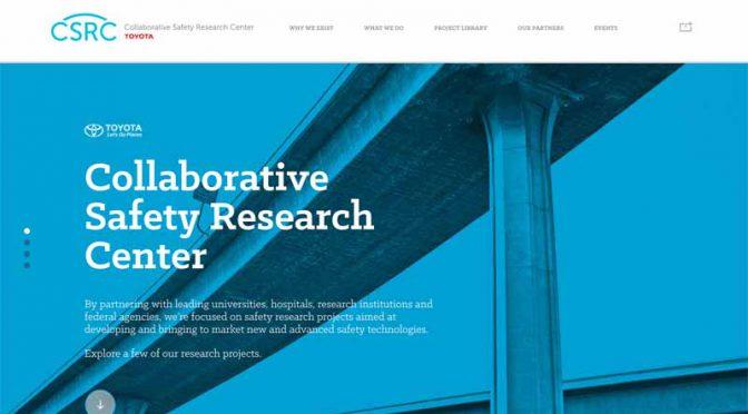トヨタ、米・先進安全技術研究センターで次世代自動車の技術研究を開始