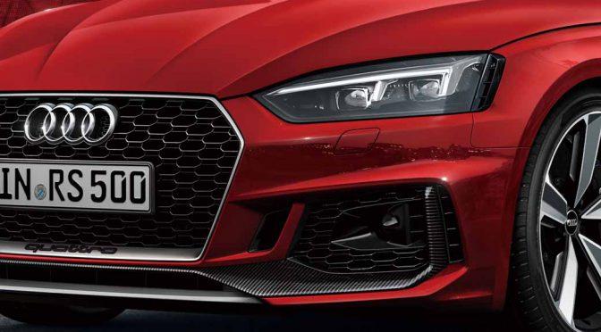 アウディジャパン、新型Audi RS 5 Coupéの受注を開始
