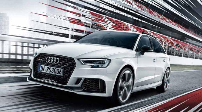 アウディジャパン、新型「Audi RS 3 Sportback」の受注を開始