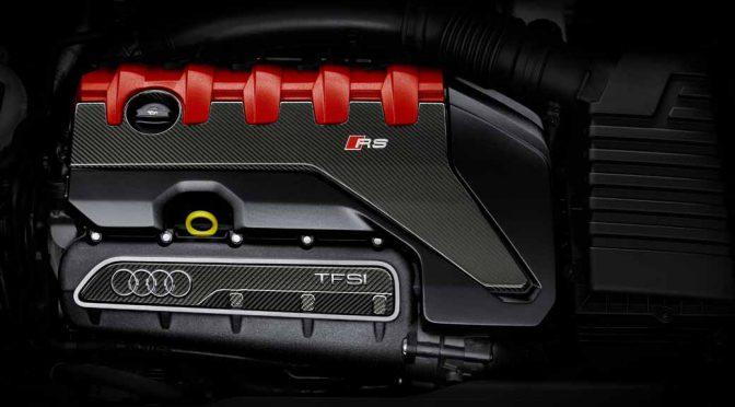 アウディの2.5TFSI、インターナショナルエンジン・オブ・ザ・イヤーに選出される