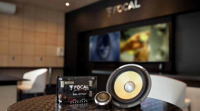 FOCAL製カーオーディオの世界第1号店が木更津市に開設