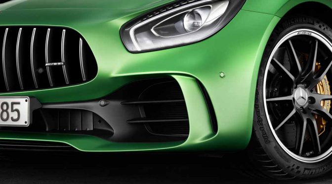 メルセデス・ベンツ日本、メルセデスAMG GT Rを発売