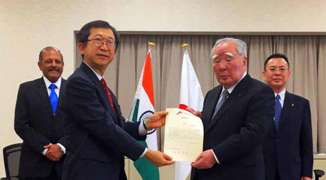 日本の技術企業4社、インドでの「日本式ものづくり学校」の認定を受ける