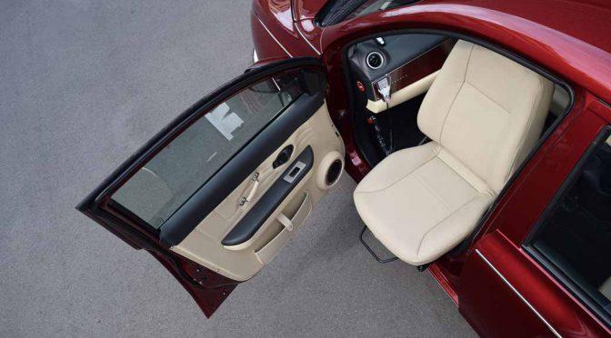光岡自動車、取扱車両への回転式シート普及・後付けを促進