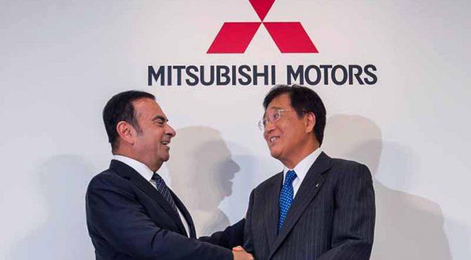 三菱自動車工業、株主総会を実施。益子氏はCEOに専任し社長職は空席に