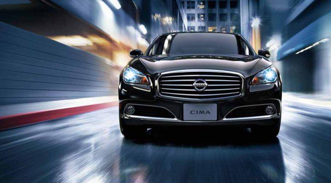 日産自動車、「シーマ」を仕様変更。安全装備・運転支援システムを充実させる